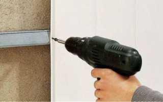 Как сделать монтаж ПВХ панелей к стене своими руками