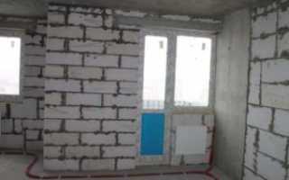Внутренняя отделка дома из пеноблока: свойства и особенности материла