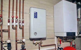 Виды котлов отопления для частного дома: на твердом или жидком топливе или электрический или газовый