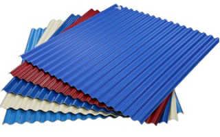 Что лучше профнастил или металлочерепица для крыши