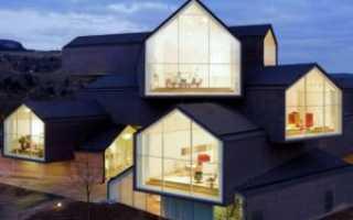 Дом будущего: 12 конструкций зданий, в которых захочет жить каждый